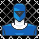 Blue Power Ranger Icon