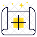 Blue Print Icon