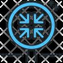 Iblue Zone Blue Zone Blue Icon
