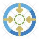 Blue Zone Playing Area Action Icon
