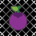 Blueberries Icon