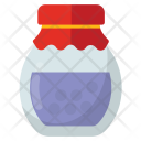 Blueberry Jar Icon