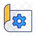 Blueprint Engineering Blueprint Engineering Paper Icon