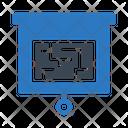 Blueprint Architect Board Icon