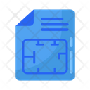 Map Sketch Prototype Building Sketch Icon