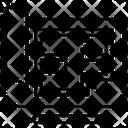 Blueprint Design Drawing Icon