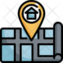 House Map Placeholder Icon