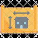 Blueprint Real Estate Icon