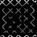 Blueprint Design Draw Icon