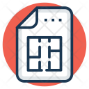 Engineering Blueprint Software Icon