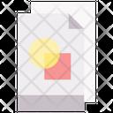 Blueprint Document Draft Icon