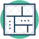 Home Dimensions House Icon