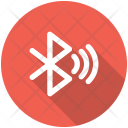 Bluetooth Connect Sync Icon