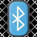 Bluetooth Interaction Signal Icon