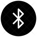 Bluetooth Share Transfer Data Icon