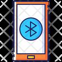 Technology Communication Bluetooth Icon