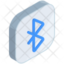 Bluetooth Sign Signal Icon