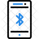 Bluetooth Connect Mobile Icon