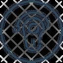 Device Earphone Bluetooth Icon