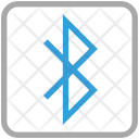Bluetooth Connection Sign Icon