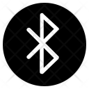 Bluetooth Sign Symbol Icon