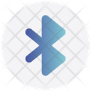 Interface Bluetooth Sharing Icon