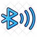 Bluetooth Bluetooth Signal Connection Icon