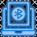 Bluetooth Communication Technology Icon
