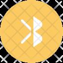 Bluetooth Symbol Connection Icon