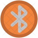 Bluetooth Symbol Sign Icon