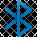Bluetooth Headphone Headphones Icon