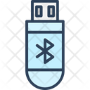 Bluetooth Adapter Icon