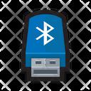 Bluetooth Adapter Bluetooth Wireless Icon