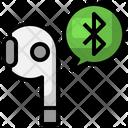Bluetooth Airpod Icon