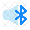 Bluetooth Connect Music Icon