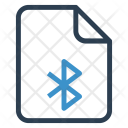 Bluetooth file Icon