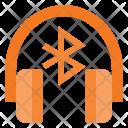 Bluetooth Headphone Wireless Icon