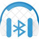 Bluetooth headphone Icon