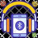 Bluetooth Headphones Headphone Set Headset Icon