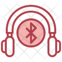 Bluetooth Headphone Headphone Music Icon