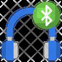Bluetooth Headphone Icon