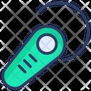 Bluetooth Earphones Headphones Icon