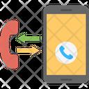 Bluetooth Landline Icon