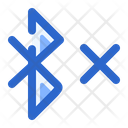 Bluetooth Off Icon