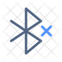 Off Bluetooth Connectivity Icon