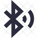 Bluetooth Sign Icon