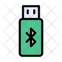 Bluetooth Usb Icon