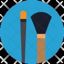 Blush Brush Bronzer Icon