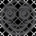 Emoticon Blush Emoji Smiling Emoji Icon