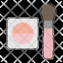 Blush On Blush Powder Blush Icon